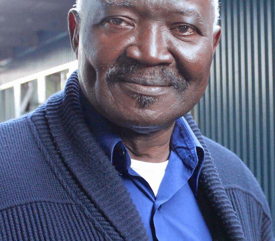 Mohammed Alioum Fantouré