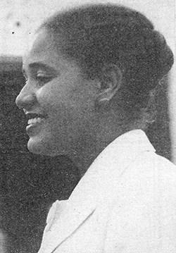 Andree Toure, née Kourouma 1959