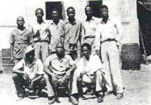 Comité directeur du PDG au 16 juin 1947