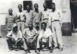 Comité directeur du PDG – 1948