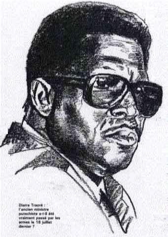 Colonel Diarra Traoré