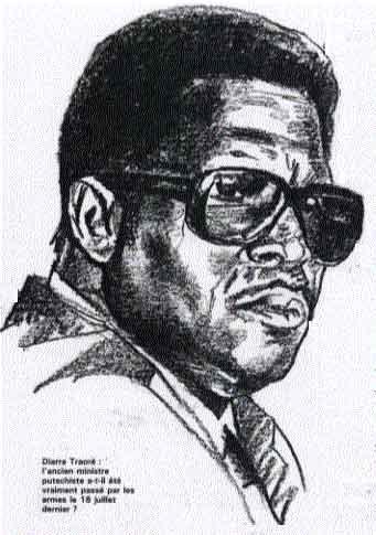 Colonel Diarra Traore
