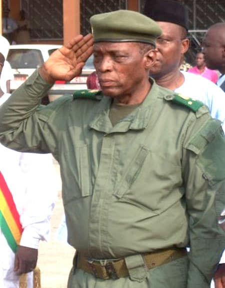Général Mamadouba Toto Camara