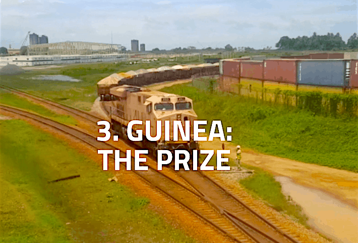 Sable Mining. The Deceivers: Guinea and Liberia