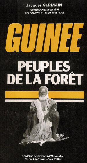 Guinee. Peuples de la foret