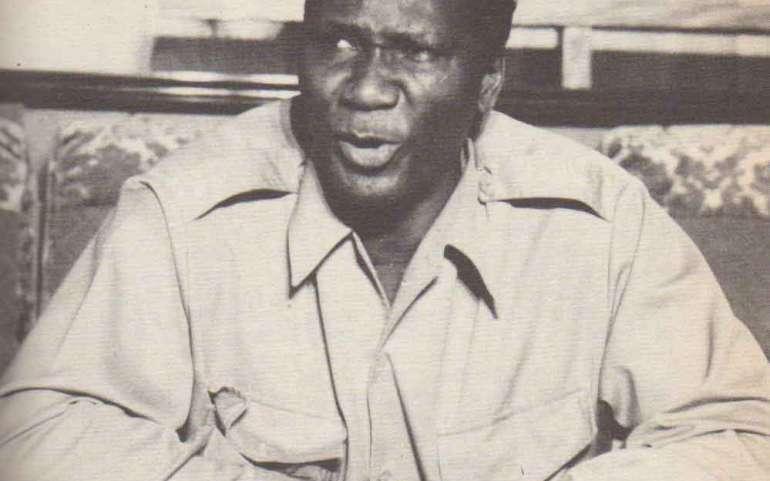 Sékou Touré Ce qu'il fut
