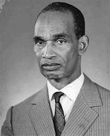 Tierno Chaikou Balde, 1907-1972